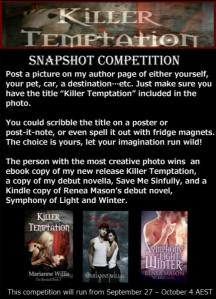 marianne phot contest