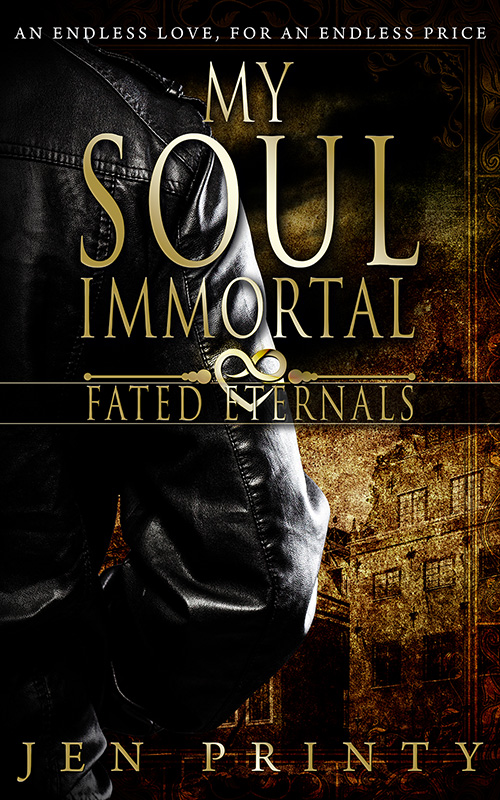 My-Soul-Immortal-800 Cover reveal and Promotional